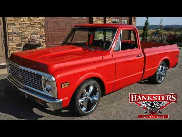 1971 Chevrolet Pickup | 1028608