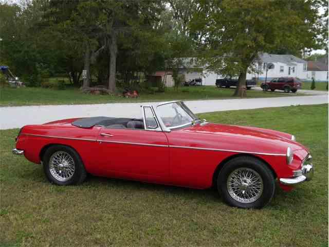 1967 MG MGB | 1028611