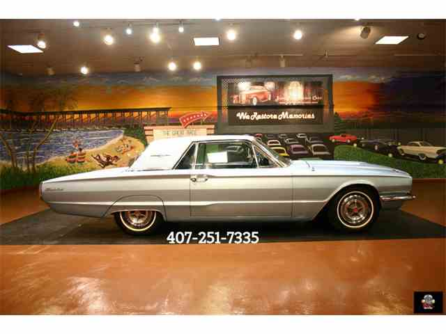 1966 Ford Thunderbird | 1028612