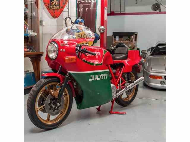 Picture of 1980 Ducati MHR Offered by MotoeXotica Classic Cars - M1ON
