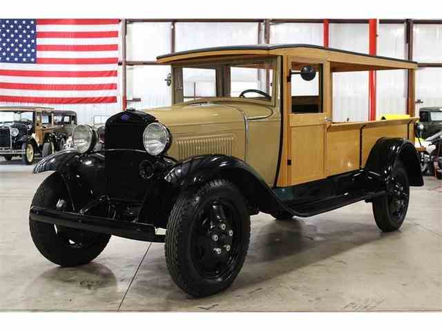 1931 Ford Model AA | 1028617