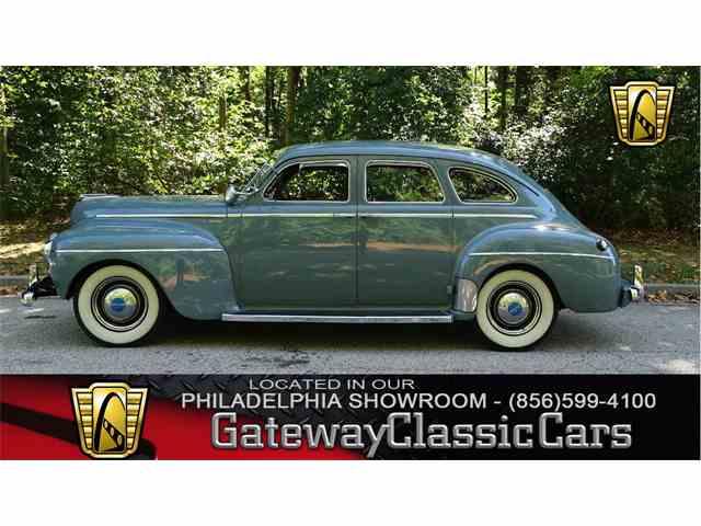 1940 DeSoto Custom | 1028639
