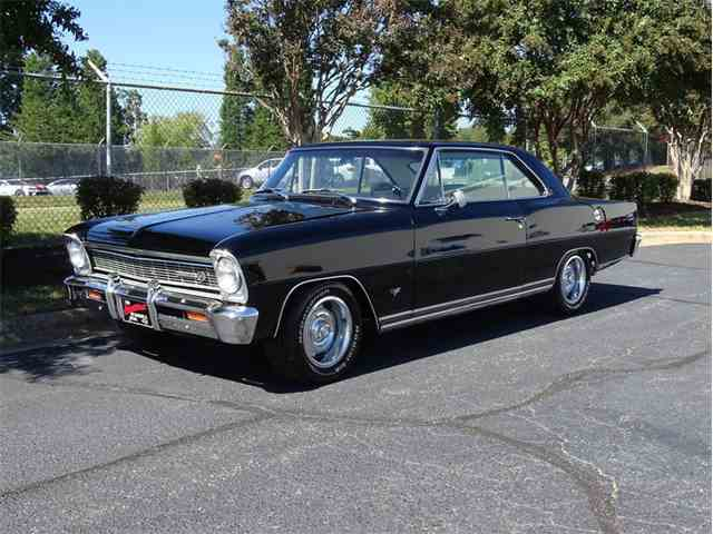 1966 Chevrolet Nova SS | 1028640