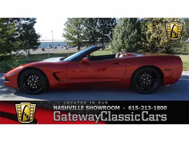 2000 Chevrolet Corvette | 1028646