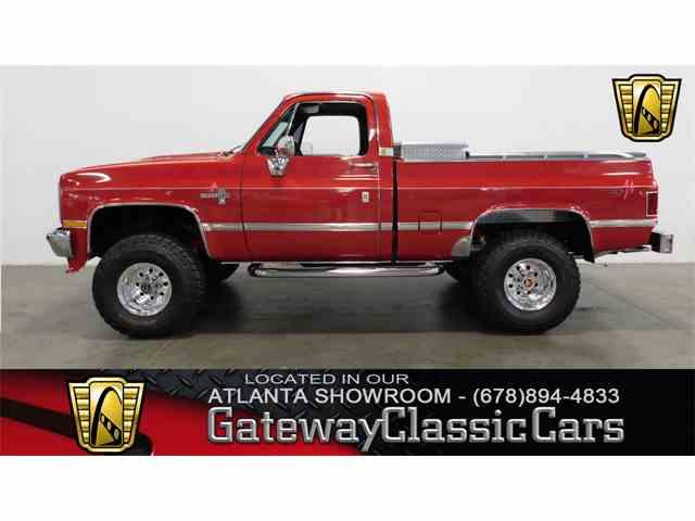 1987 Chevrolet Pickup | 1028649