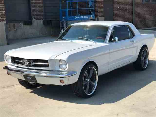 1965 Ford Mustang | 1028652