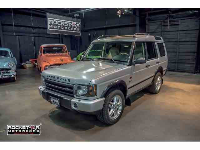 2003 Land Rover Discovery | 1028658