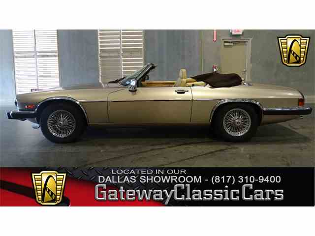Picture of '91 Jaguar XJS located in DFW Airport Texas - $11,995.00 Offered by Gateway Classic Cars - Dallas - M1PW