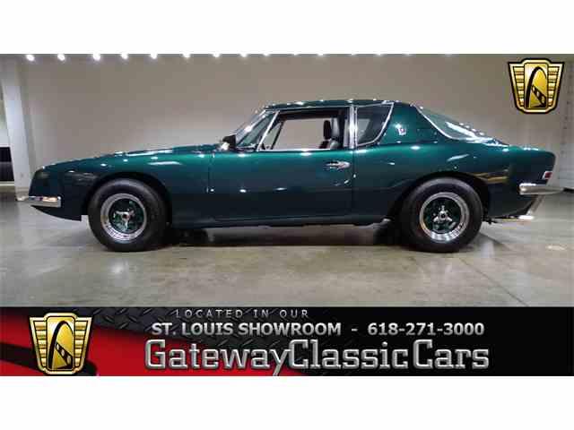 1963 Studebaker Avanti | 1028663