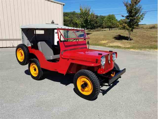 1946 Willys Jeep | 1028669
