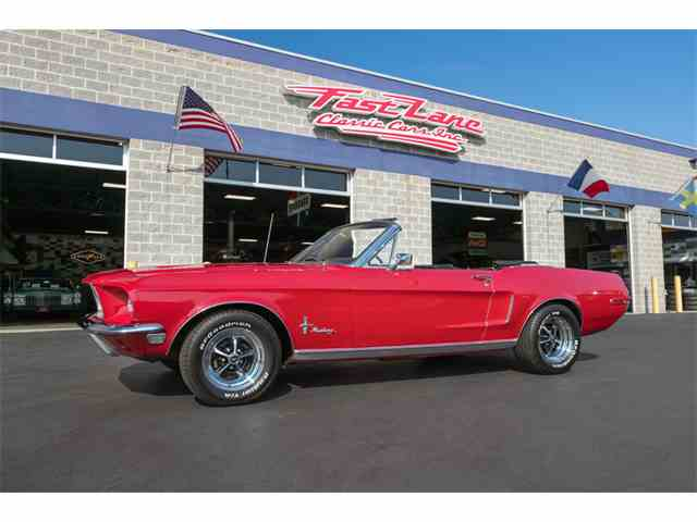 1968 Ford Mustang | 1028672