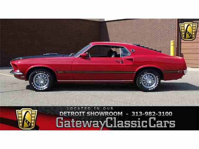 1969 Ford Mustang | 1028675