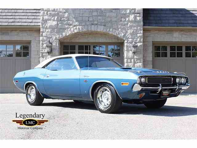 Picture of Classic 1970 Dodge Challenger - $188,500.00 Offered by Legendary Motorcar Company - M1QV