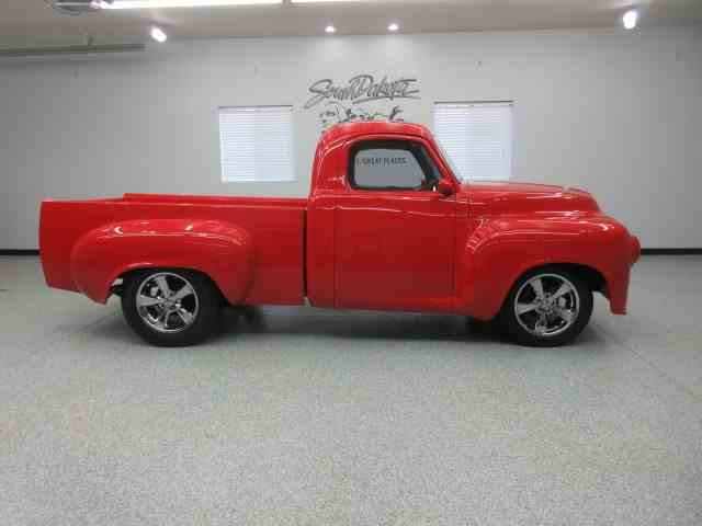 1951 Studebaker Pickup   1028696