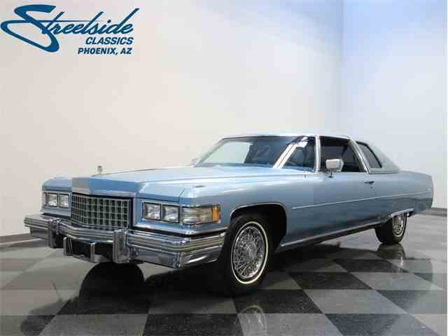 1976 Cadillac Coupe DeVille | 1028723