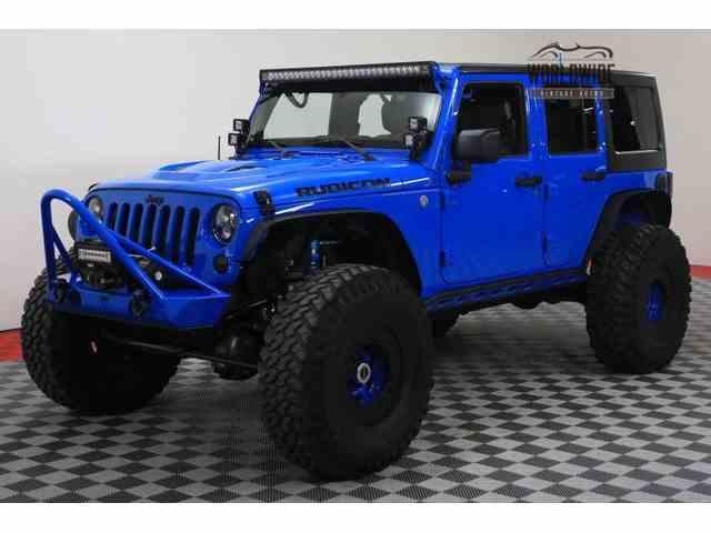 2011 Jeep Rubicon | 1028728