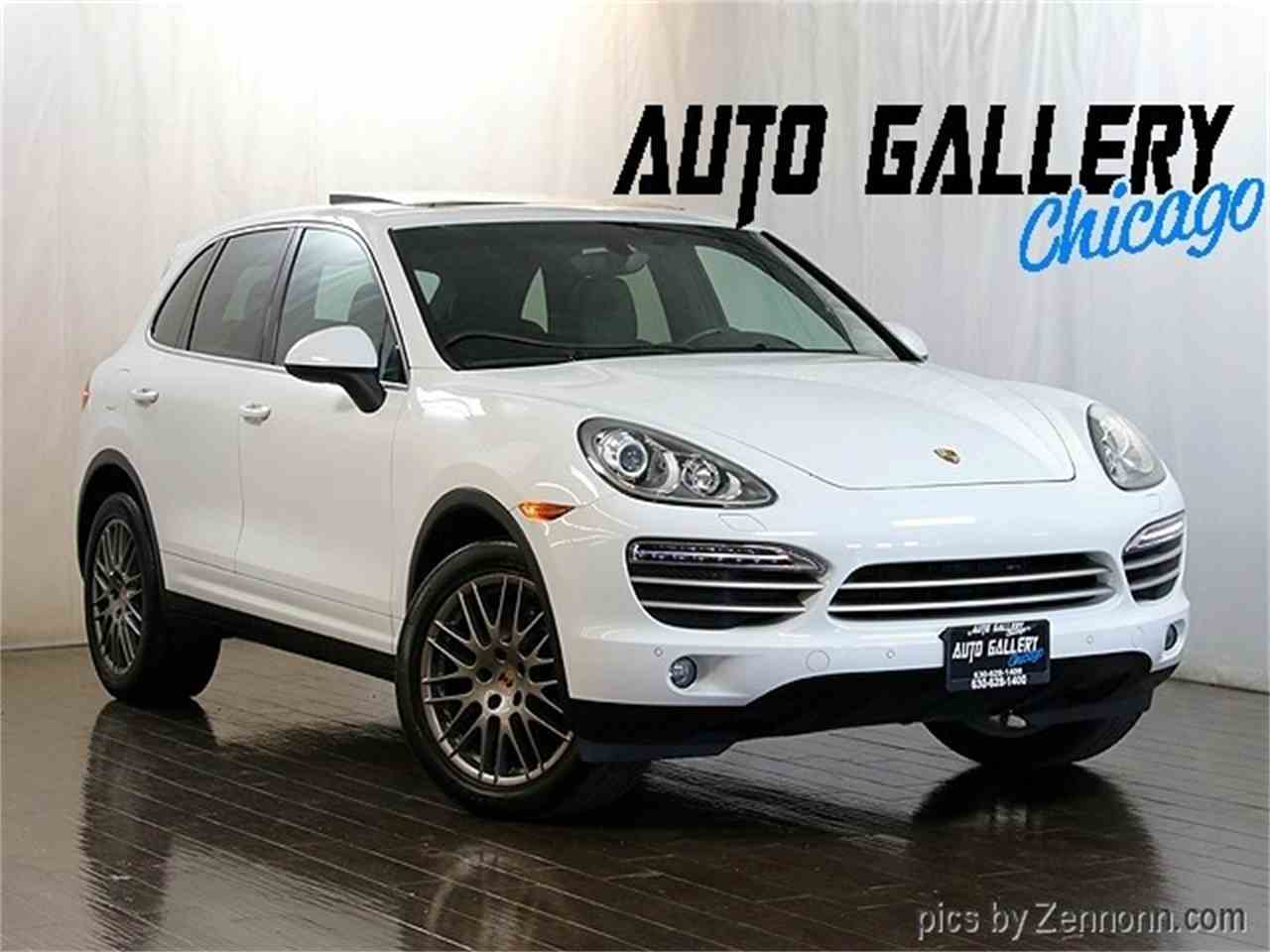 Large Picture of '14 Cayenne - LVPM