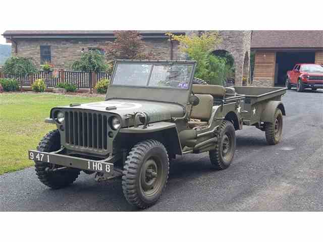 1942 Ford GPW | 1028746