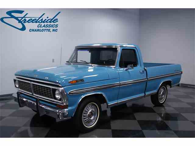 1970 Ford F100 | 1028747