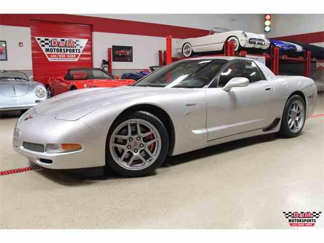 2004 Chevrolet Corvette | 1028758