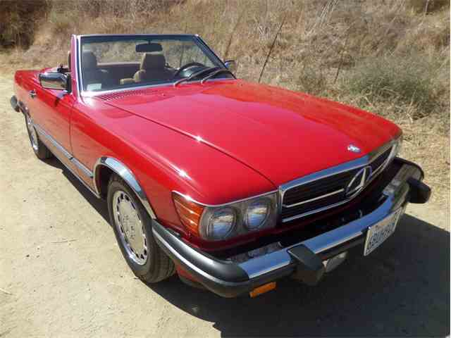1989 Mercedes-Benz 560SL | 1028761