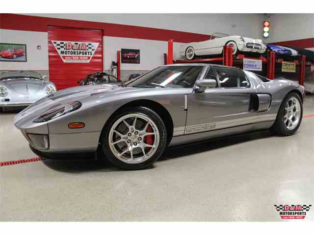 2006 Ford GT | 1028765