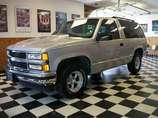 1997 Chevrolet Tahoe | 1028769