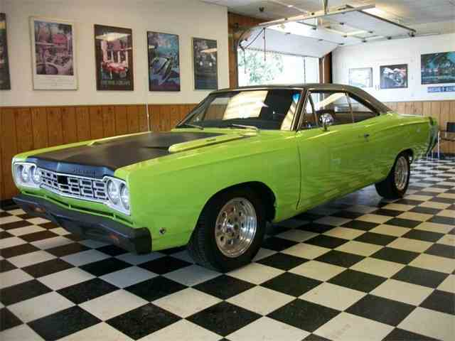 1968 Plymouth Road Runner | 1028770