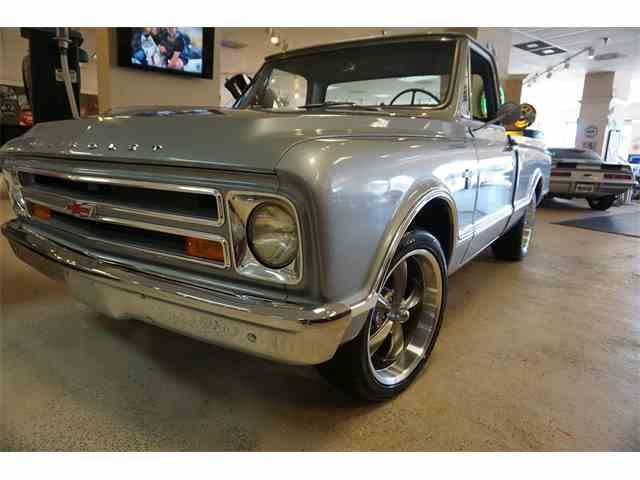 1967 Chevrolet C10 | 1028778