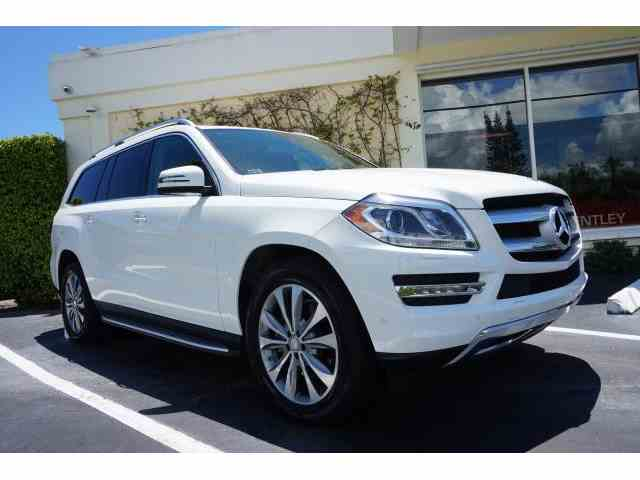 2015 Mercedes-Benz GL450 | 1028779