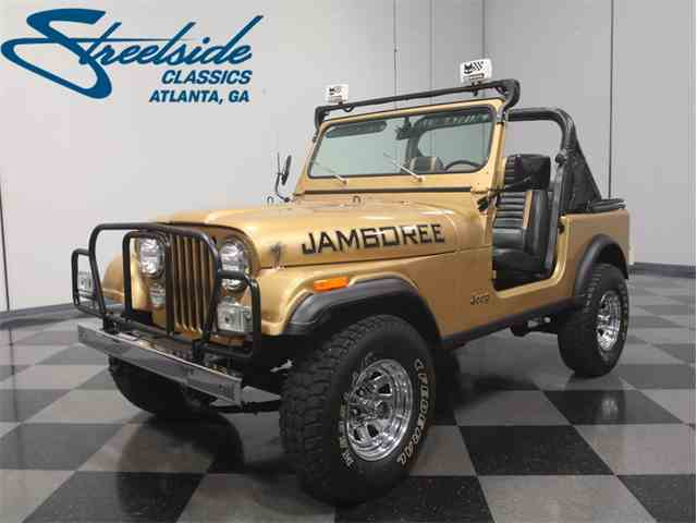 1982 Jeep CJ7 Jamboree 30th Anniversary | 1028784