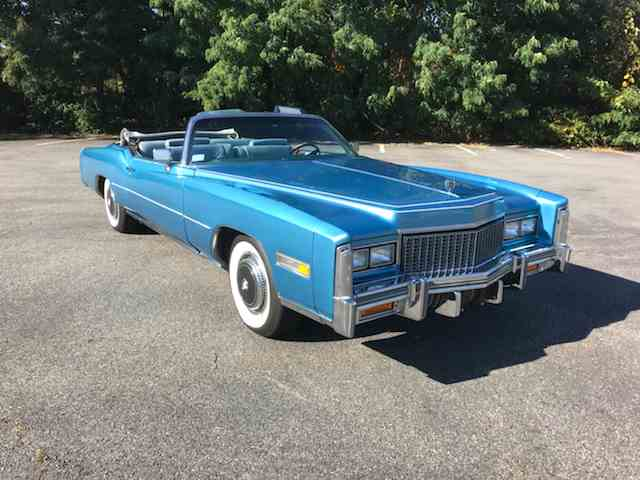 Picture of '76 Eldorado - $24,900.00 Offered by B & S Enterprises - M1TD