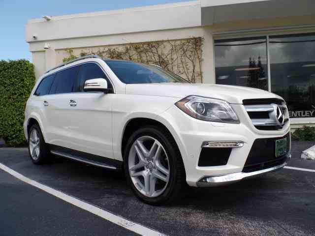 2014 Mercedes-Benz GL550 | 1028786