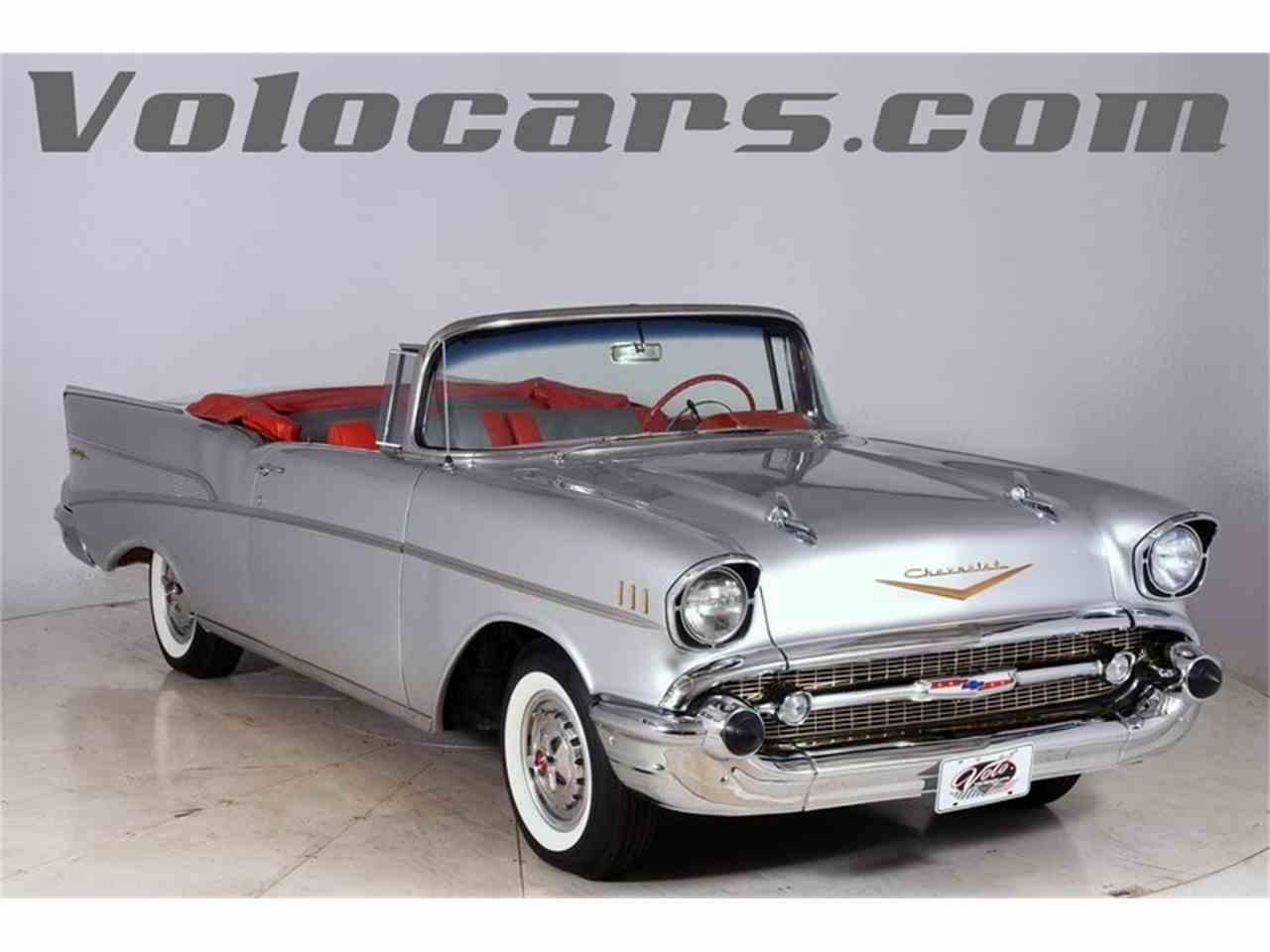 1957 Chevrolet Bel Air for Sale - CC-1020879
