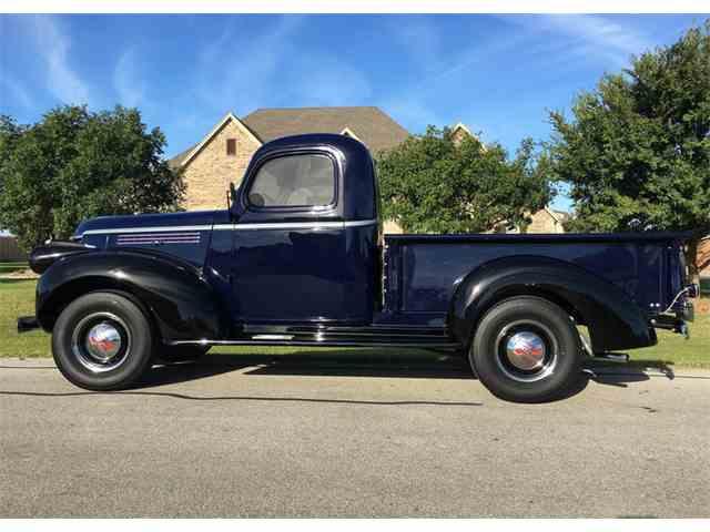 1942 Chevrolet 1/2 Ton Pickup | 1028790