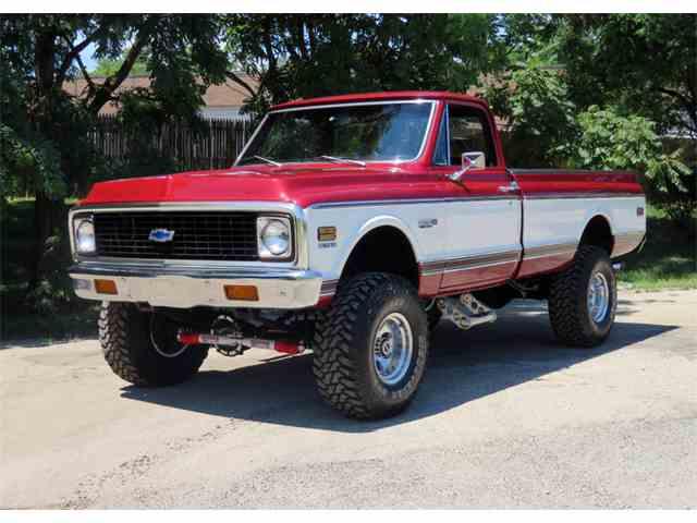 1972 Chevrolet Cheyenne | 1028804