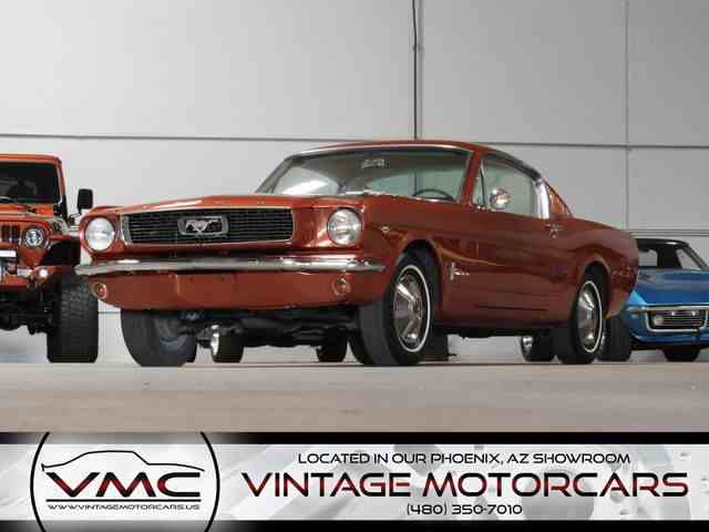 1966 Ford Mustang | 1028810