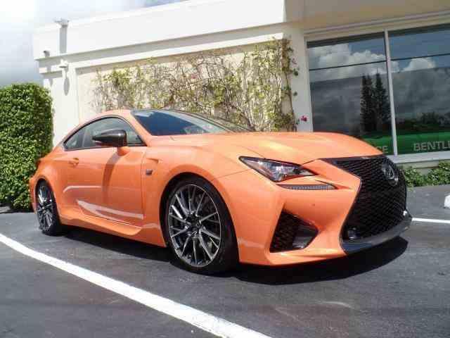 2015 Lexus RC-F | 1028811