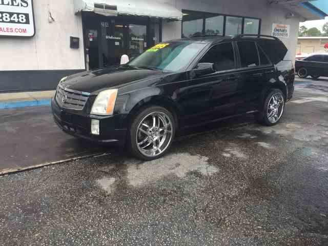 2005 Cadillac SRX | 1028817
