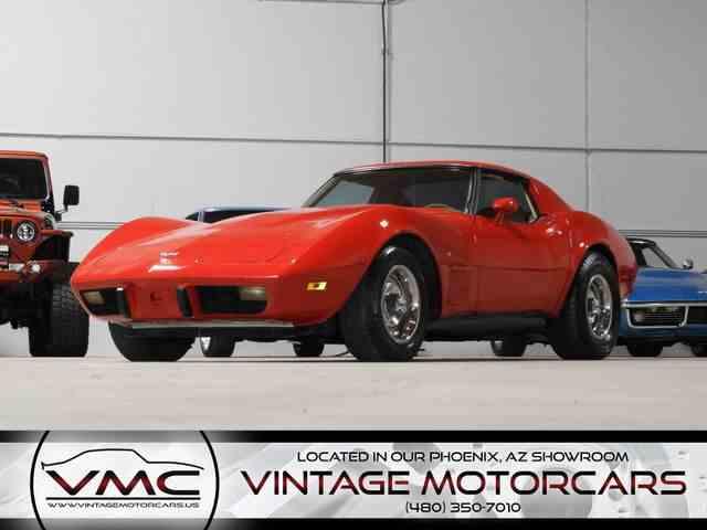 1977 Chevrolet Corvette | 1028830