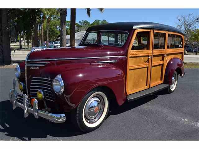 1940 Plymouth Woody Wagon | 1028833