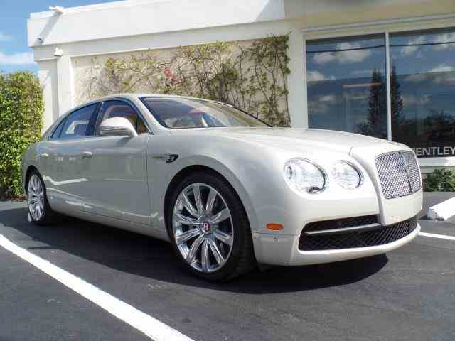 2015 Bentley Flying Spur | 1028837