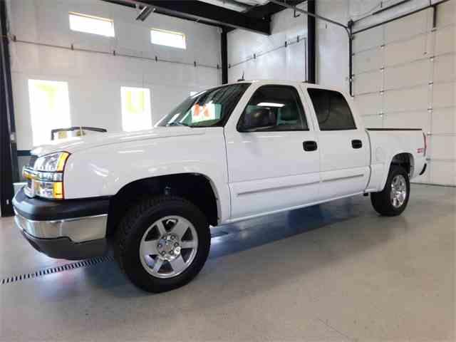 2004 Chevrolet Silverado | 1028838