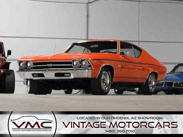 1969 Chevrolet Chevelle SS | 1028839