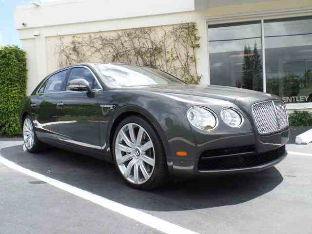 2015 Bentley Flying Spur | 1028840