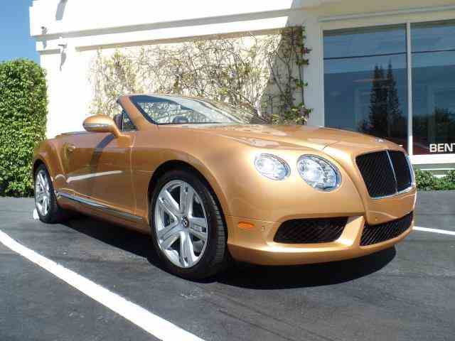 2014 Bentley Continental GTC V8 | 1028846