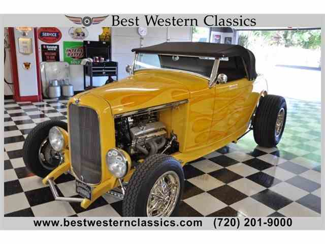 1932 Ford Roadster | 1028858