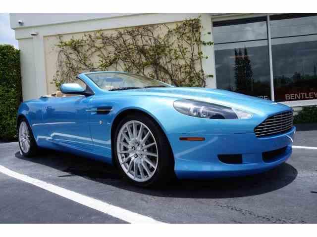 2008 Aston Martin DB9 | 1028860