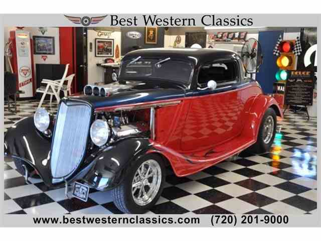 1934 Ford Antique | 1028863