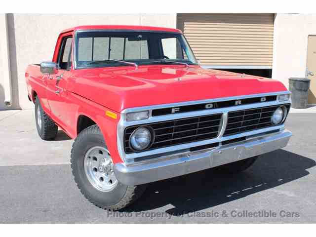 Picture of '73 F100 - M1VL